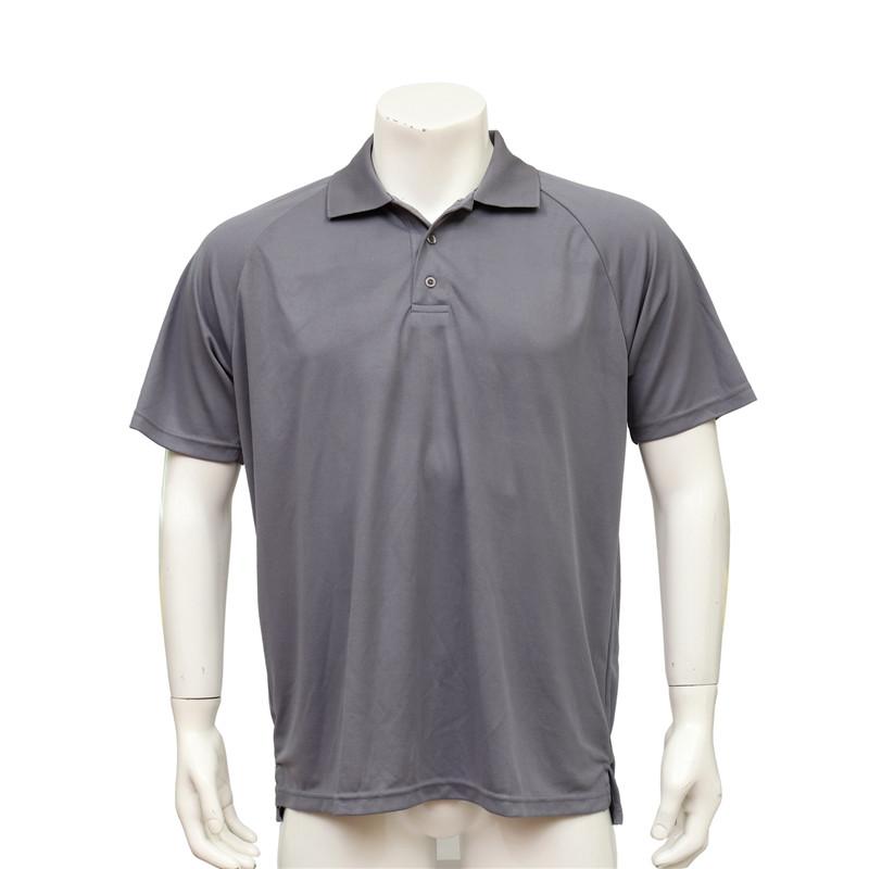 Men's Polo-neck Short-sleeved Polyester Fast-dry Clerk Uniform