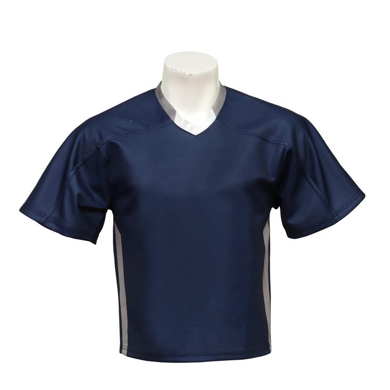 Men's Navy Blue Rugby Jersey