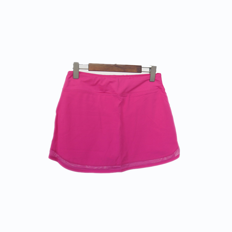 Girl's Sports Skirt with Shorts