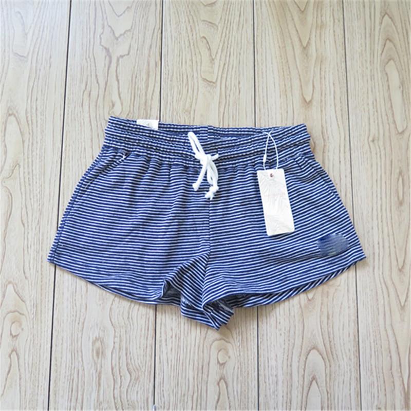 Women's Cotton Running Short Shorts with Drawstring
