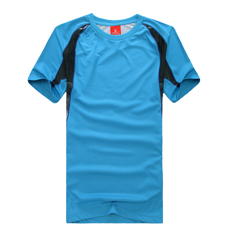 Men's Multiple Color Cut and Sewn Soccer Jersey with Print